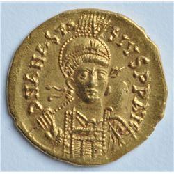 Ancients -  Anastasius I  491-518 AD .