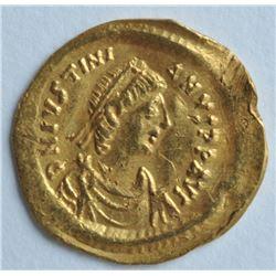 Ancients -  Justinian I 527-565 AD.