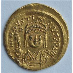 Ancients -  Justin II 565-578