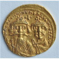 Ancients -  Heraclius 610-641 AD.