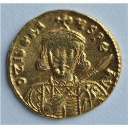 Ancients -  Tiberius III 698-705 AD.