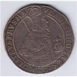 World Coins - Poland Thaler 1636