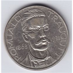 World Coins - Poland 10 Zlotych 1933