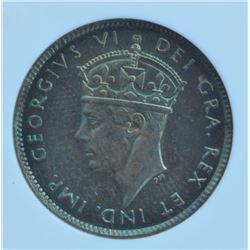 1943c Newfoundland One Cent