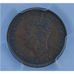 1944c Newfoundland One Cent