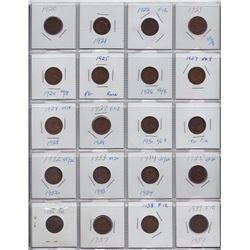Collection of One Cents