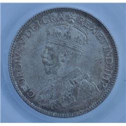 1936 Twenty Five Cents