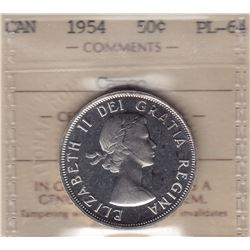 1954 Fifty Cents