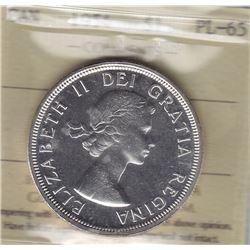 1954Silver Dollar