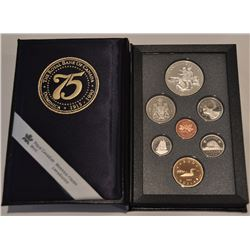 1990 Royal Canadian Mint Proof Set (Dominica)