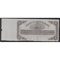 Government of Newfoundland Treasury Note