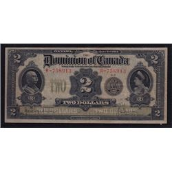1914 Dominion of Canada Two Dollars
