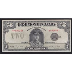 1923 Dominion of Canada Two Dollars