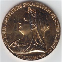 1837 Victoria Diamond Anniversary Medal