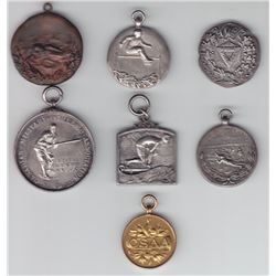 Sports and Military Medals