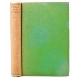 """1934 """"WOMEN AND REPEAL"""" PROHIBITION HARDCOVER BOOK"""