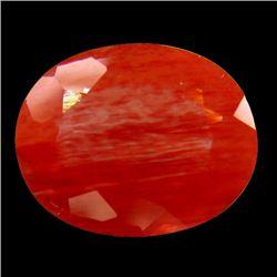 2.50 CT LABRADORITE RED ANDESINE