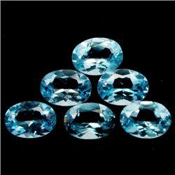 LOT OF 4.48 CTS OF SWISS BLUE BRAZIL TOPAZ