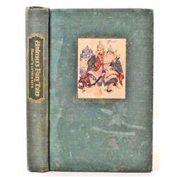 "1945 ""ANDERSEN'S FAIRY TALES"" HARDCOVER BOOK"