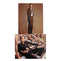 X-Files/Californication David Duchovny Signed Photos