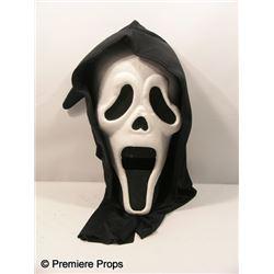 Scream 4 Ghostface Mask Mascot Movie Props