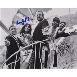Billy Davis, Jr. & Marilyn McCoo Signed Photo from The 5th Dimension Traveling Sunshine Show