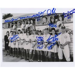 A League of Their Own Photo Signed by 7 Cast Members