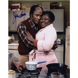 John Amos Signed Photo from Good Times