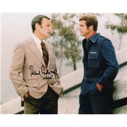 Richard Anderson Signed Photo from The Six Million Dollar Man