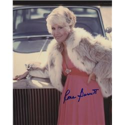Hollywood Reporter & Queen of Gossip Rona Barrett Signed Photo