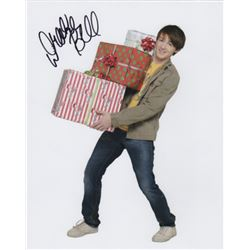 Drake Bell Signed Photo as Drake Parker from Nickelodeon's Drake & Josh