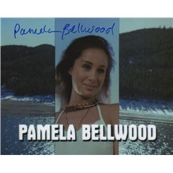 Pamela Bellwood Signed Photo from Dynasty