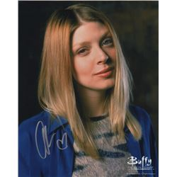 Amber Benson Signed Photo as Tara Maclay from Buffy the Vampire Slayer