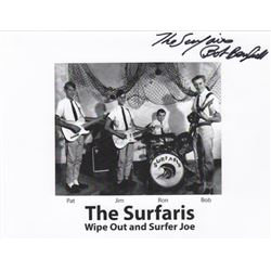 The Surfaris Bob Berryhill Signed Photo Print