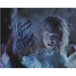 Linda Blair Signed Photo Still as Regan from The Exorcist