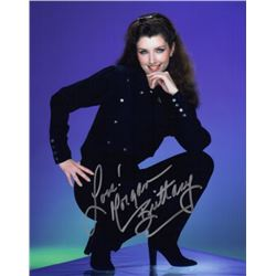 Morgan Brittany Signed Photo as Katherine Wentworth from Dallas