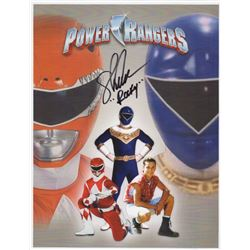 Steve Cardenas Signed Photo as Rocky DeSantos from Mighty Morphin Power Rangers