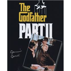 Carmine Caridi Signed Photo from The Godfather: Part II
