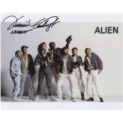 Veronica Cartwright Signed Cast Photo from Alien