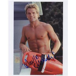 David Chokachi Signed Photo as Cody Madison from Baywatch