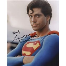 Gerard Christopher Signed Photo as Superboy from the Superboy TV Series