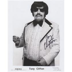 Andy Kaufman Character Tony Clifton Signed Photo