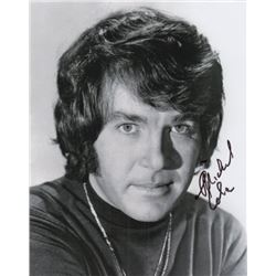 Michael Cole Signed Photo as Pete Cochran from Mod Squad