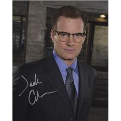 Jack Coleman Signed Photo as Noah Bennet from Heroes
