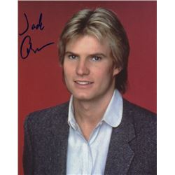 Jack Coleman Signed Photo as Steven Carrington from Dynasty