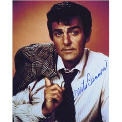 Mike Connors Signed Photo as Joe Mannix from Mannix