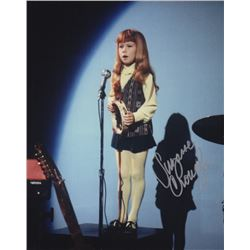 Suzanne Crough Signed Photo as Tracy Partride from The Partridge Family