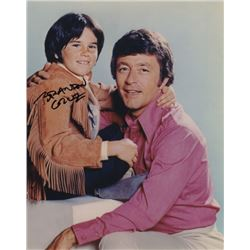 Brandon Cruz Signed Photo as Eddie Corbett from The Courtship of Eddie's Father