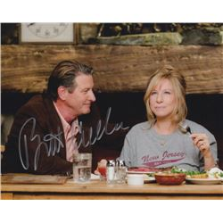 Brett Cullen Signed Photo with Barbra Streisand from The Guilt Trip