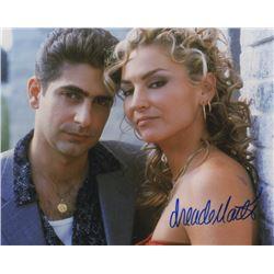 Drea de Semi-glossyo Signed Photo as Adriana La Cerva from The Sopranos